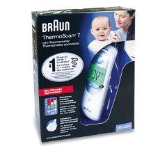 Fieberthermometer Braun ThermoScan® 7
