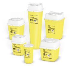 Medibox® Sicherheits-Kanülensammler