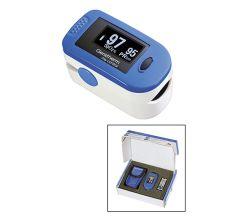 Finger-Pulsoximeter oxy control